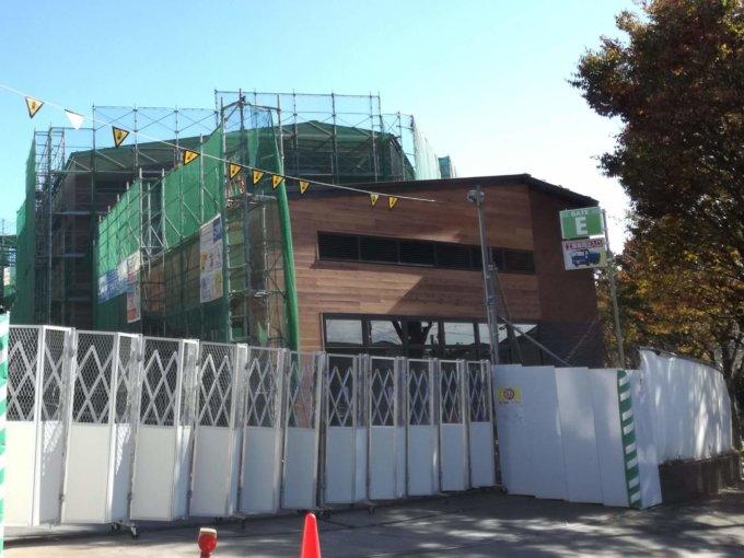 南町田グランベリーパーク鶴間公園側店舗