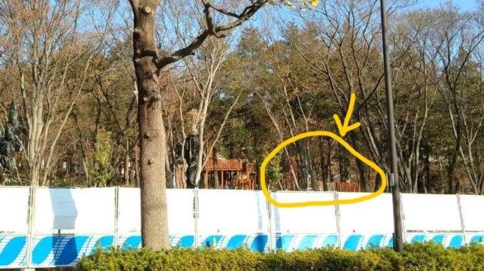 南町田グランベリーパーク鶴間公園の遊具