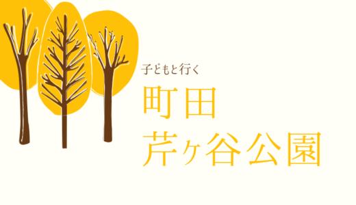 【写真あり】芹ヶ谷公園(町田市)子ども連れ体験談!売店やレストラン情報