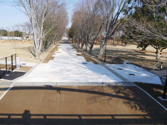 南町田鶴間公園水道道路