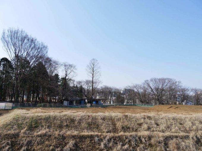 南町田鶴間公園多目的広場
