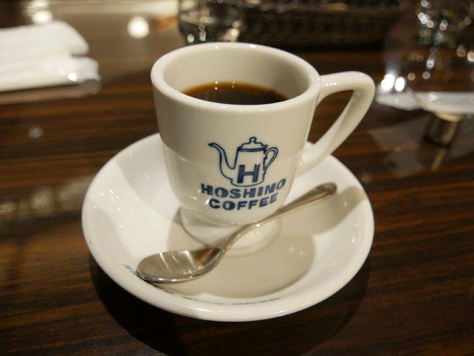 星乃珈琲でノンカフェインコーヒーを