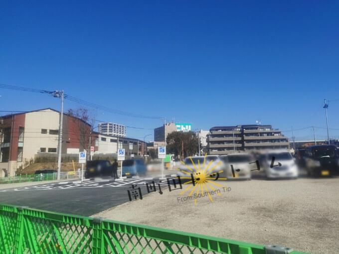 南町田グランベリーパーク土日の渋滞