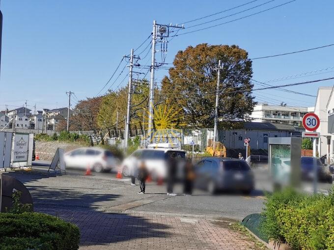 南町田グランベリーパーク駐車場の混雑