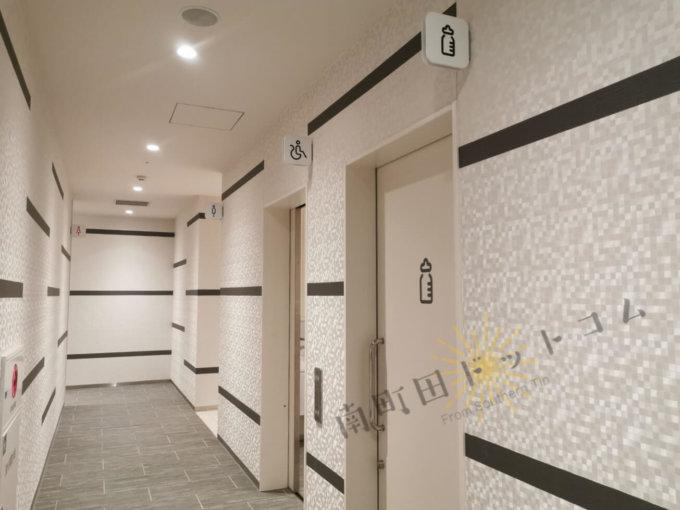 2階ゾフとオリエンタルトラフィック近くの授乳室