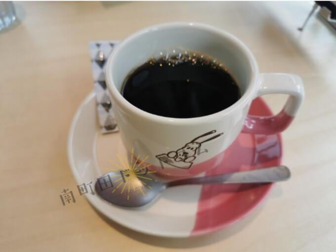 ピーナッツカフェ南町田のコーヒー