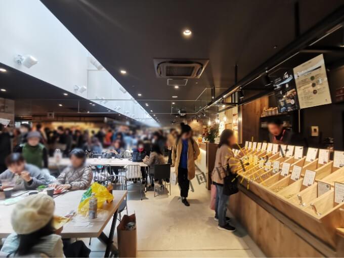 南町田グランベリーパークプレオープンの混雑状況