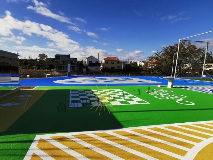 鶴間公園スポーツエリア