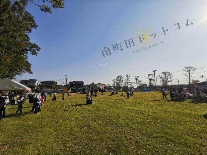 鶴間公園「にぎわい広場」
