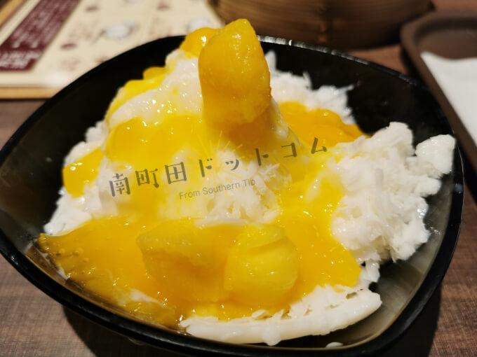 南町田グランベリーパークの台湾スイーツ食べ放題
