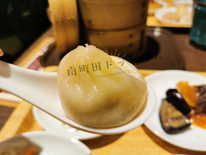 南町田グランベリーパークの台湾小籠包食べ放題