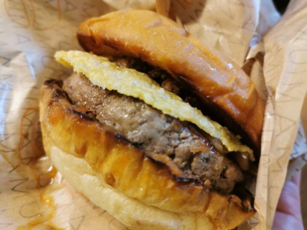 ウマミバーガーを南町田でテイクアウト!肉肉しいハンバーガーの値段と味、キッズバーガーもレポ