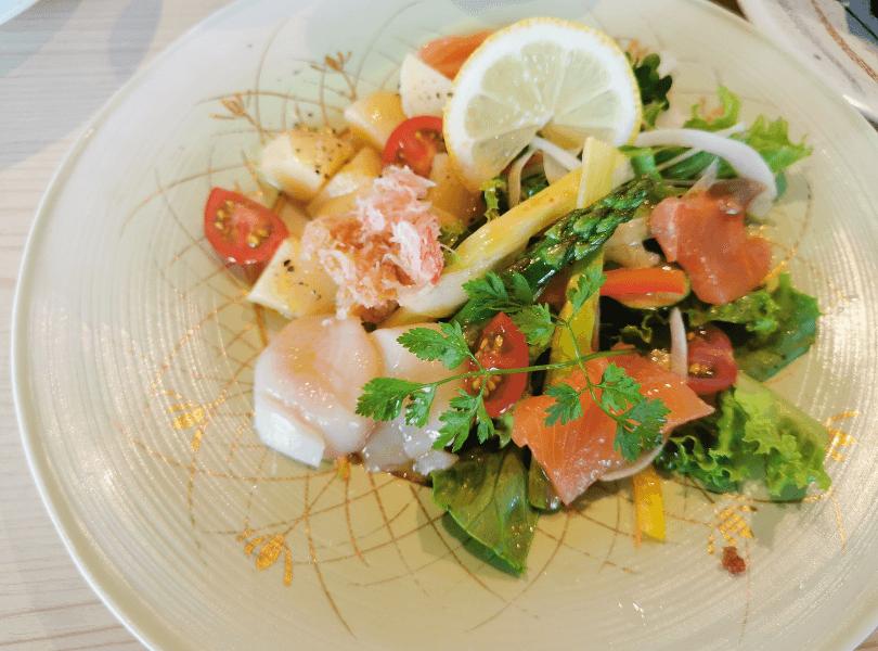 【日本橋 粋】南町田グランベリーパーク店のメニューや居心地・混雑と料理の感想をレポ